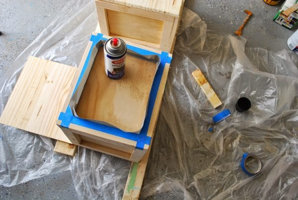 Creating a Building Block Playtable with Seats by ToolBox Divas for Remodelaholic
