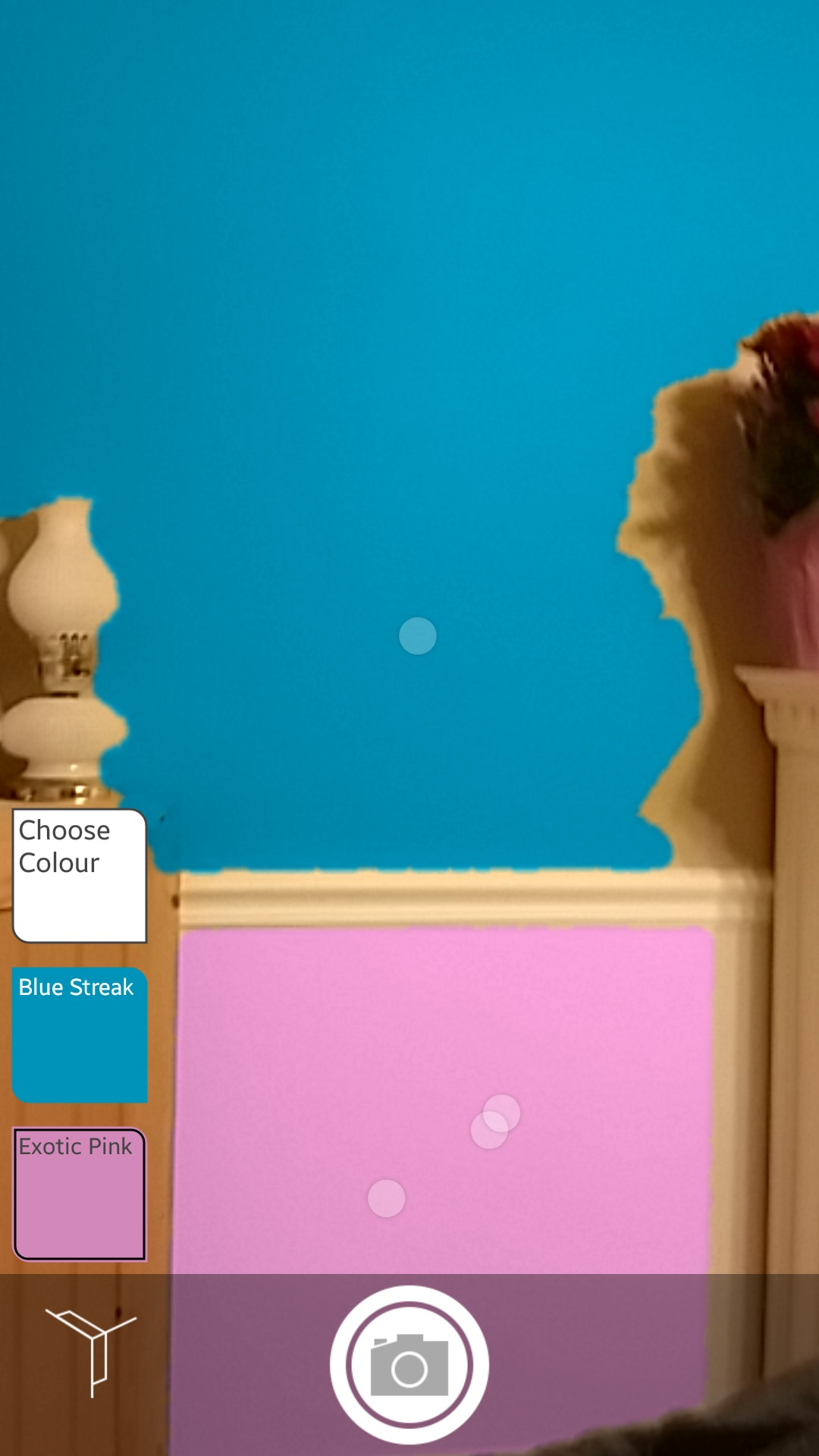 Dulux Visualizer for Android & Remodelaholic | Free DIY Mobile Apps to Test Paint Colors Using Your ...