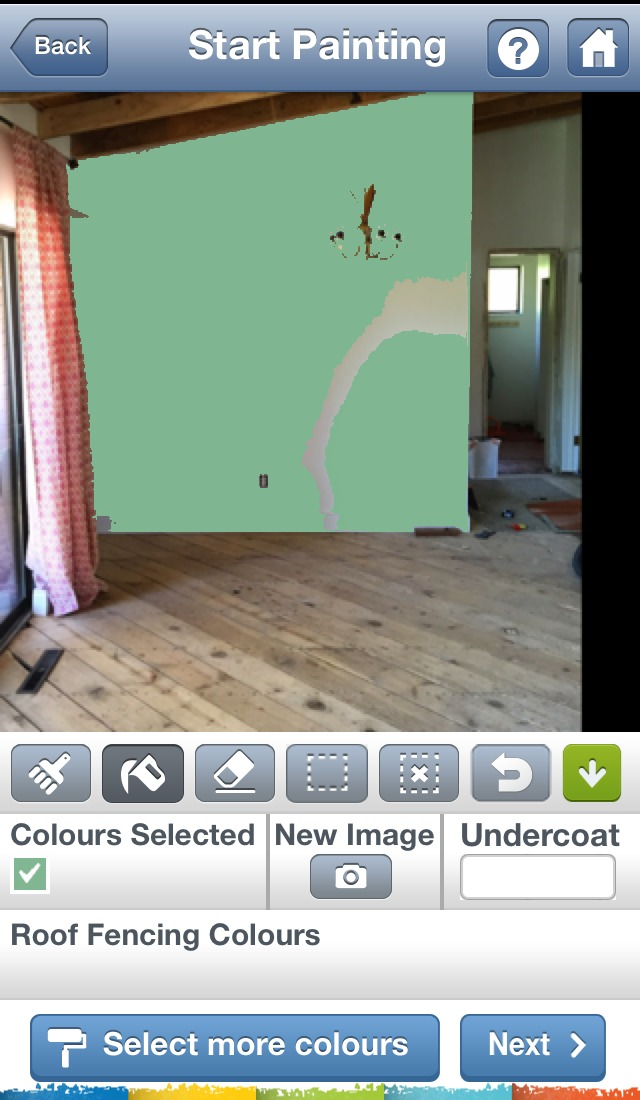 Remodelaholic Free Diy Mobile Apps To Test Paint Colors