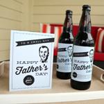 Retro Father's Day Printables