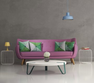 10 Gorgeous Living Rooms That Will Convince You to Get a Colorful Sofa
