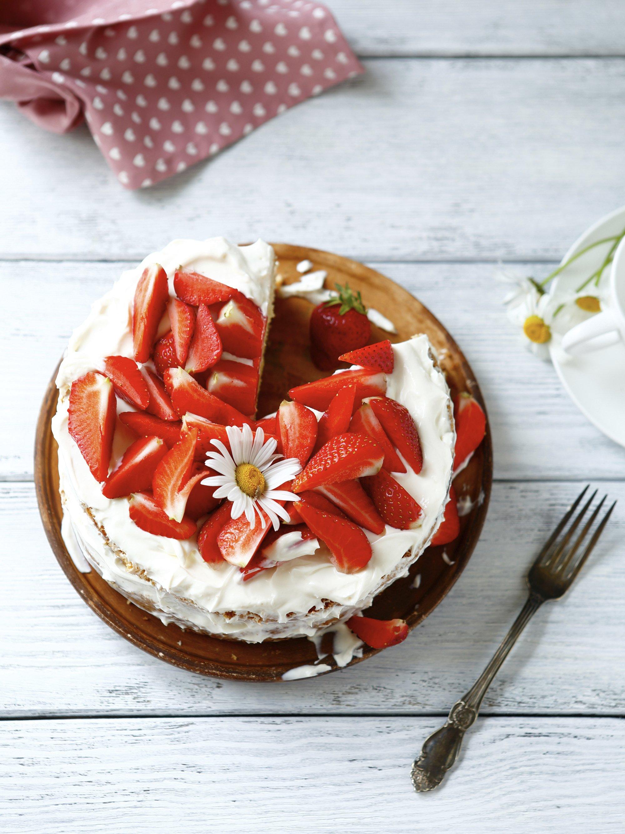 25+ Fresh Strawberry Recipes