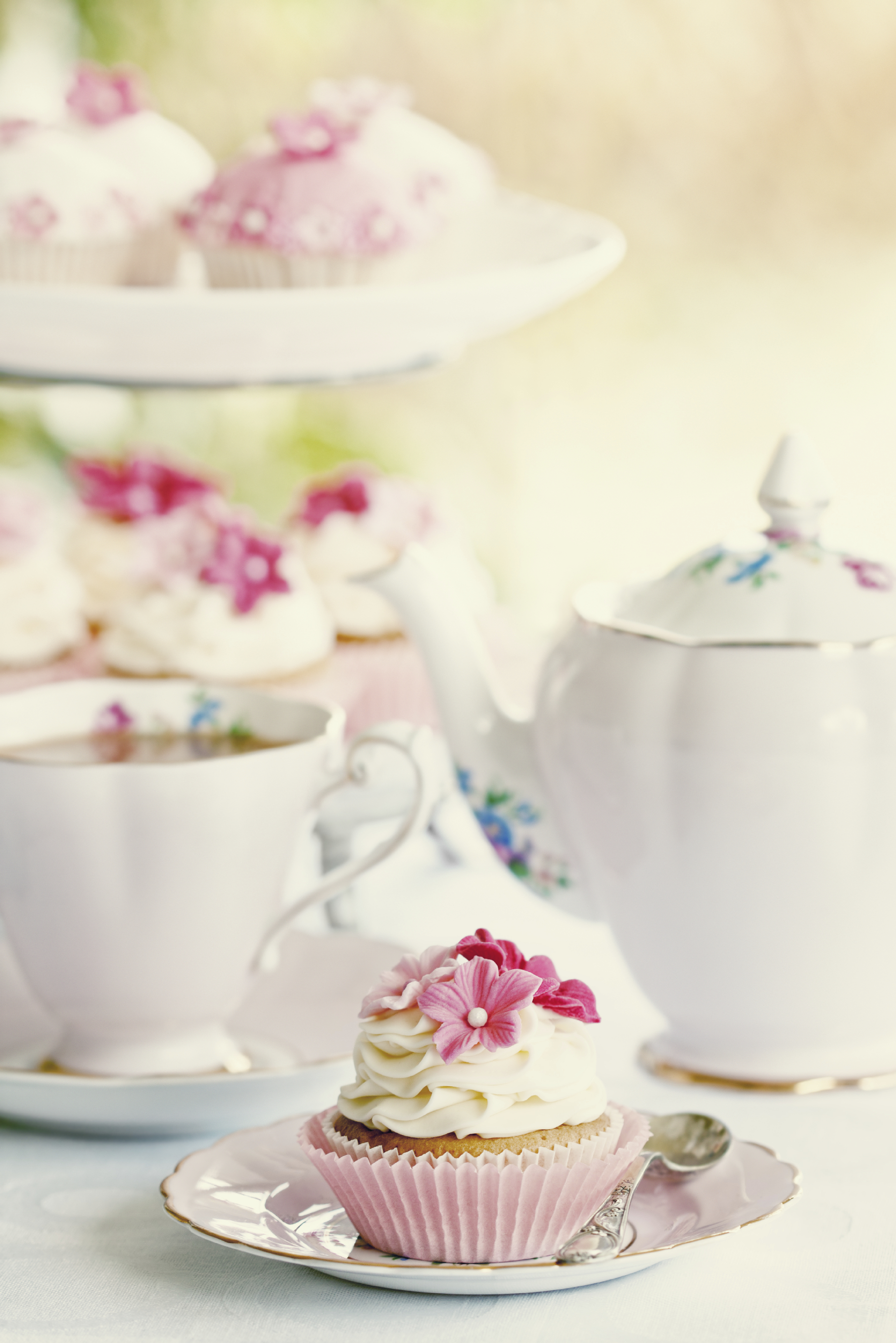 Remodelaholic How To Host An Adult Tea Party