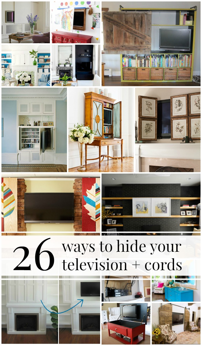 Ways To Read Tarot Cards: 95 Ways To Hide Or Decorate Around The TV