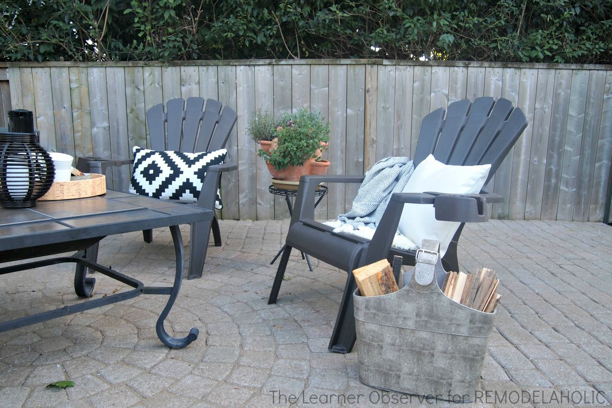 remodelaholic transform your backyard into an oasis on a budget