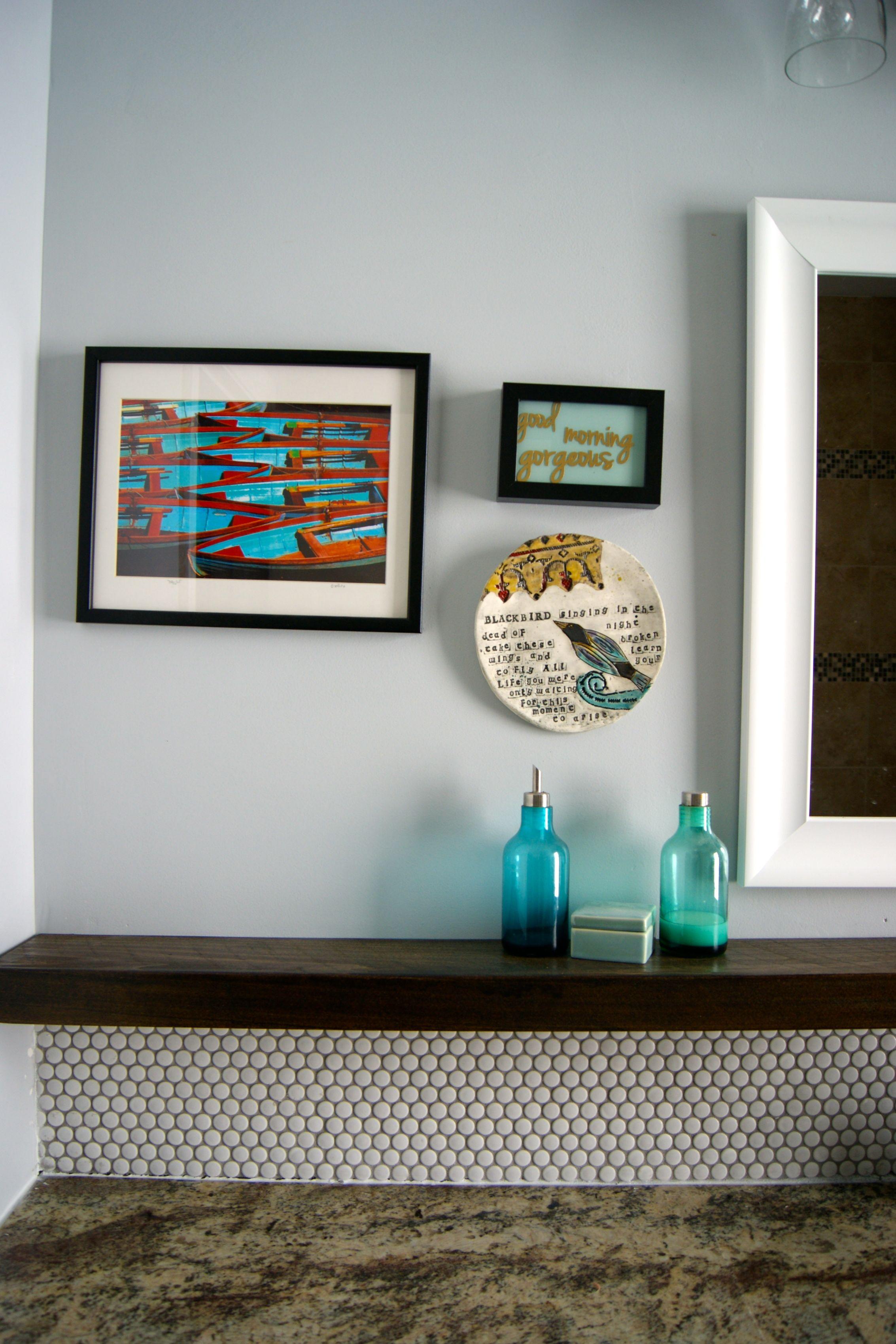 Painting Ikea Shelves