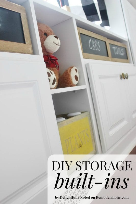 Diy Storage Built Ins How To Use Cabinets Create Your Own In