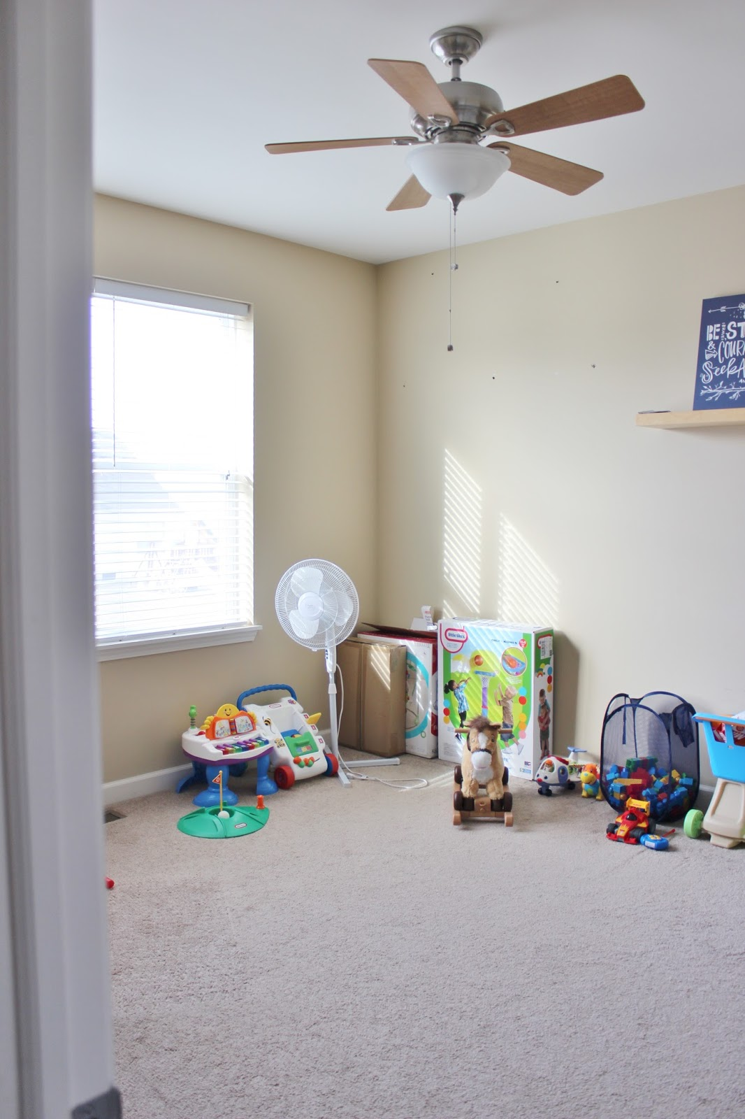 Remodelaholic Playroom Makeover With Built In Cabinets