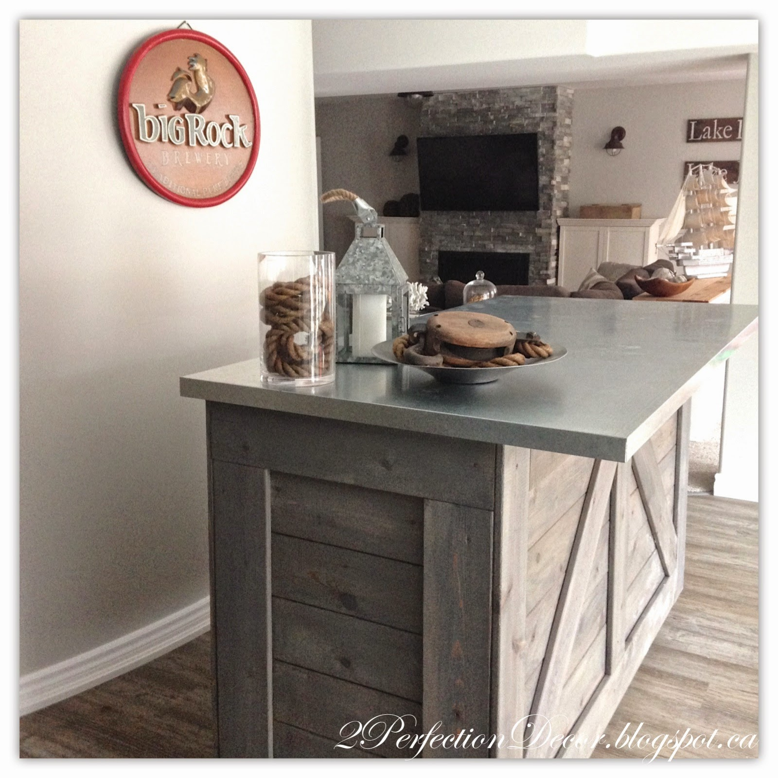 Best Galvanized Countertop Photos - Home Decorating Ideas and ...