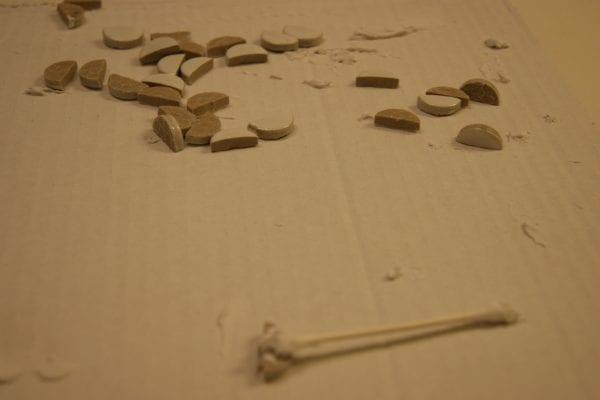 Tips for installing penny tile