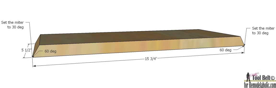 Evejulien Diy Geometric Display Shelves