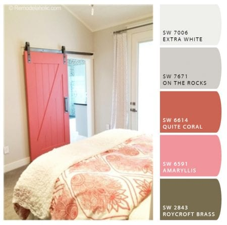 remodelaholic apps to match and find paint color palettes from a photo. Black Bedroom Furniture Sets. Home Design Ideas