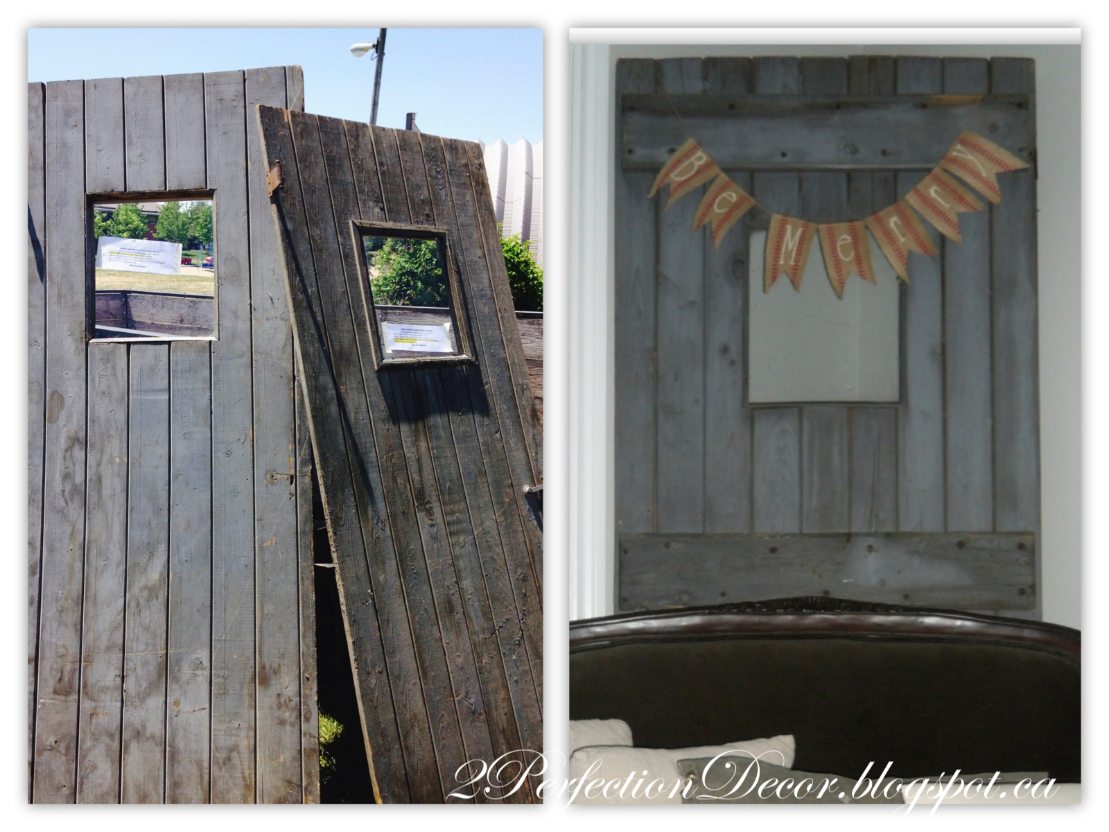 Remodelaholic ikea hack rustic bar with galvanized metal top for Using reclaimed wood