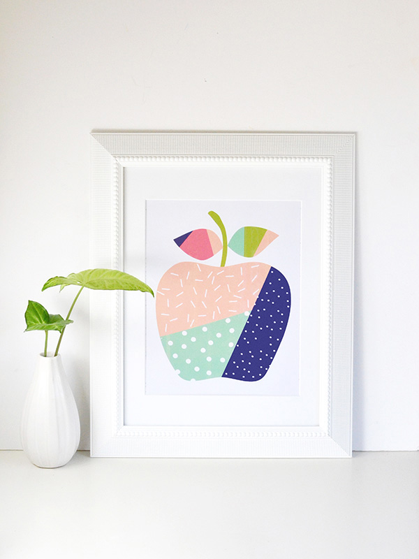 40+ Free Printables for Gallery Walls | Remodelaholic.com #free #printables #art