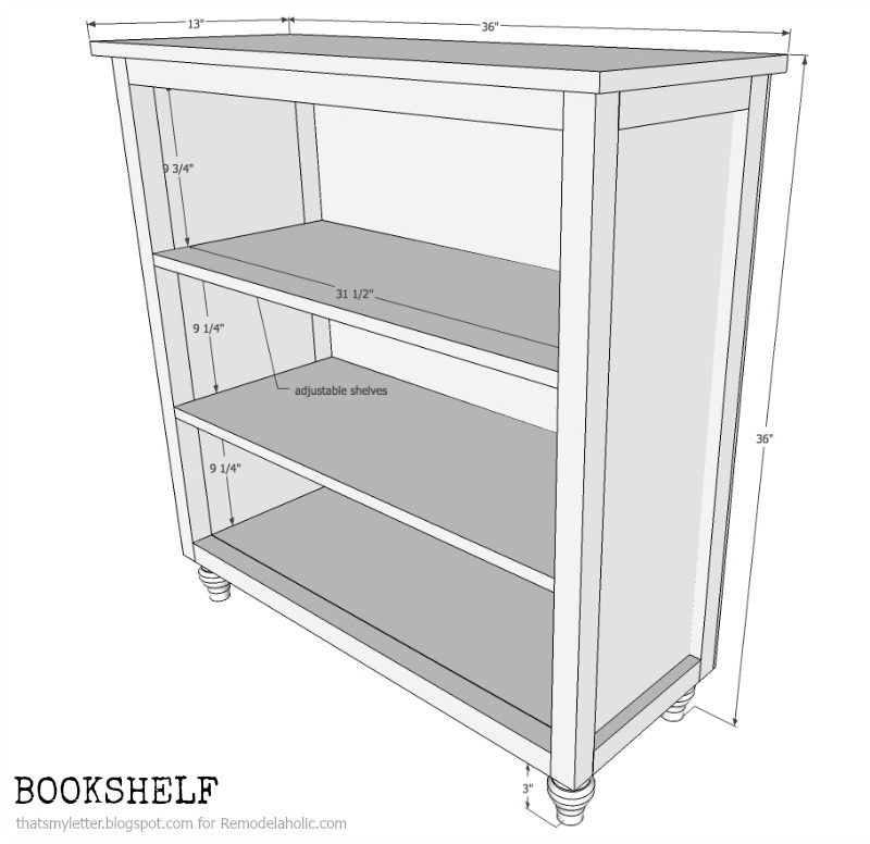 Exceptionnel How To Build A Bookshelf With Adjustable Shelves