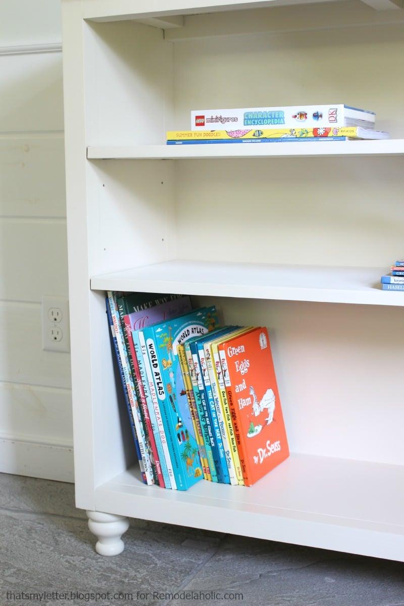 Remodelaholic Build A Bookshelf With Adjustable Shelves