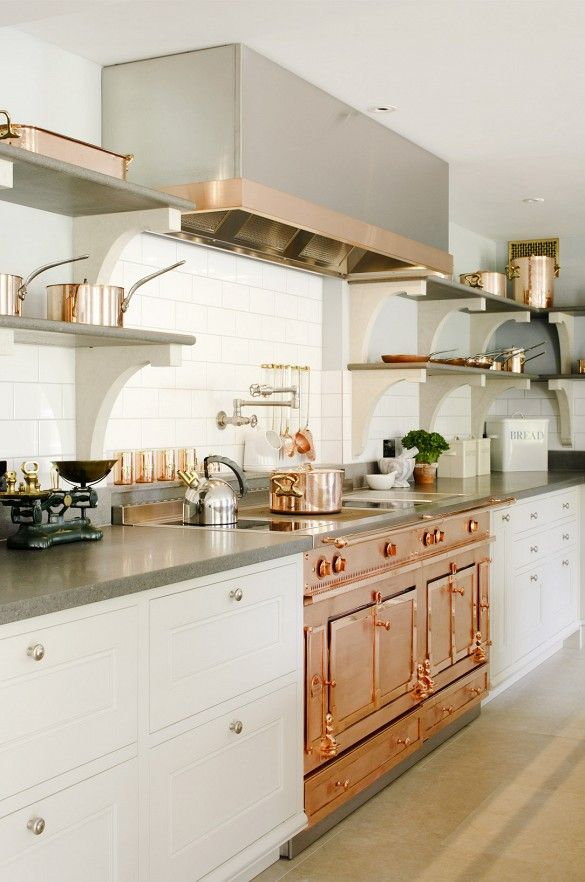 Remodelaholic | Get The Look: Decorating with Copper