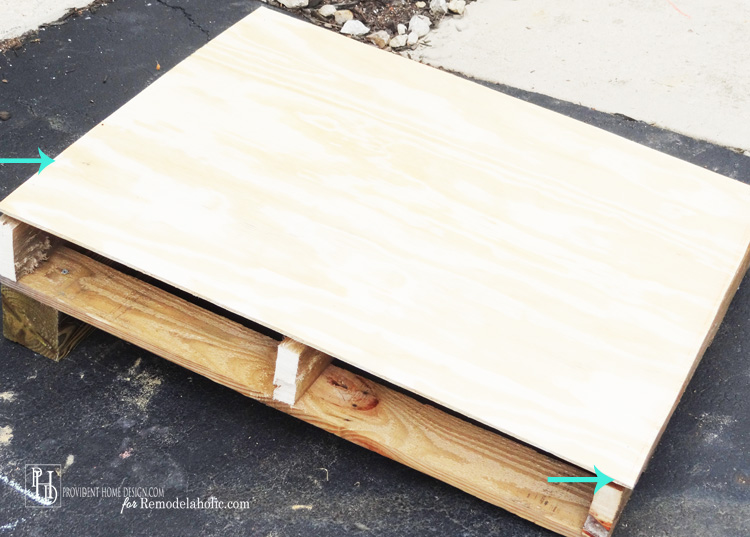 cornhole mini game diy