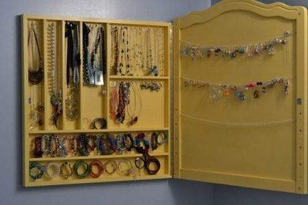 crib to jewelry organizer, Infarrantly Creative