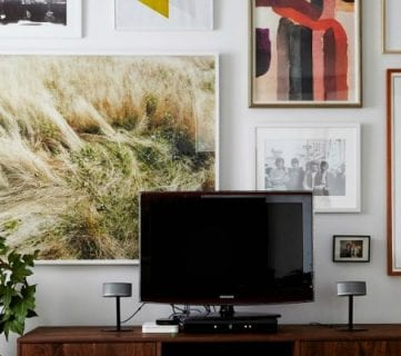 95 Ways to Hide or Decorate Around the TV, Electronics, and Cords