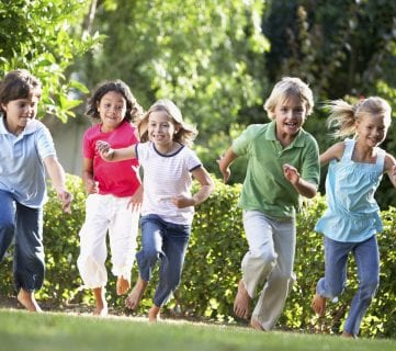 8 Classic Outdoor Games to Teach Your Kids
