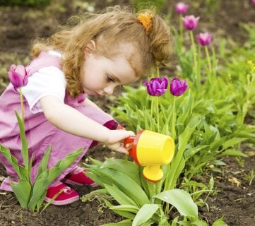 25 Ideas for Gardening With Kids