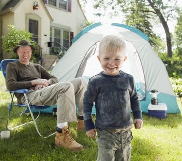 10 Awesome Tips For Perfect Backyard Camping