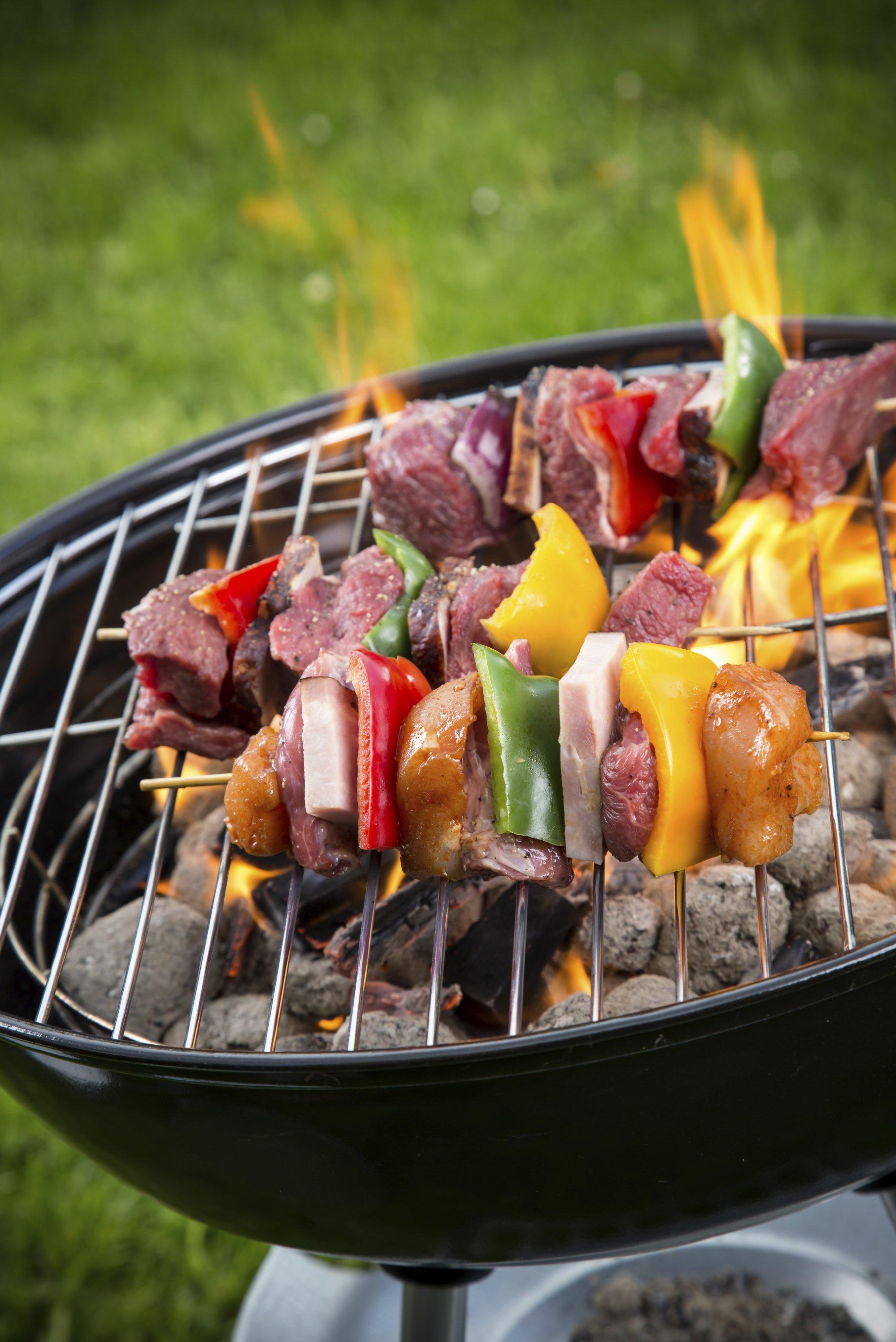 Better Than Burgers: 28 Unique Grilling Recipes