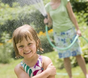 Classic Backyard Water Games for Kids