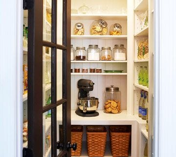 19 Examples of Stylish Kitchen Storage