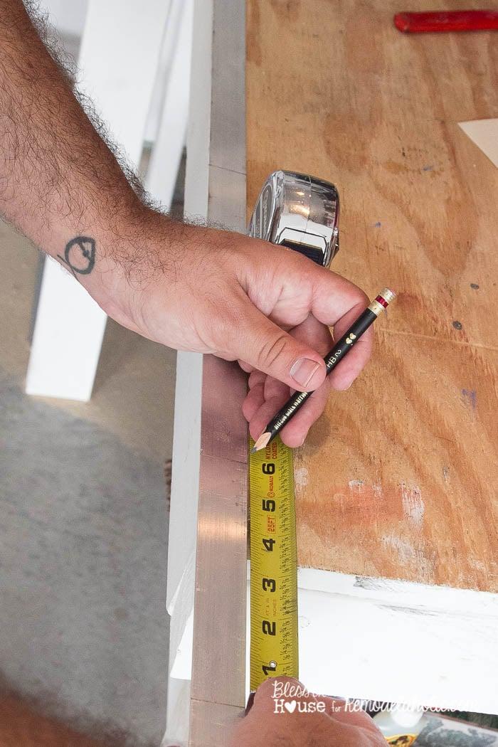 DIY Wood Beam Doorway (21 of 23)