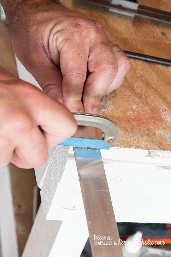 DIY Wood Beam Doorway (22 of 23)