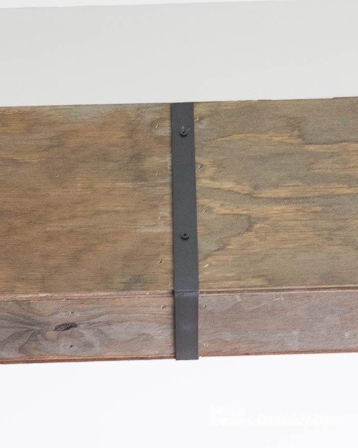 DIY Wood Beam Doorway (8 of 10)