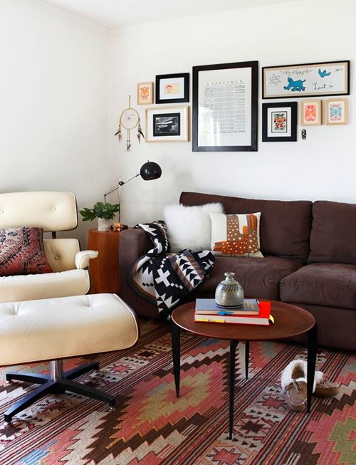 Modern Southwest Inspired Decorating