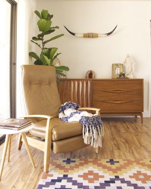 Modern Contemporary Home Decor: Modernized Southwest Style Decorating