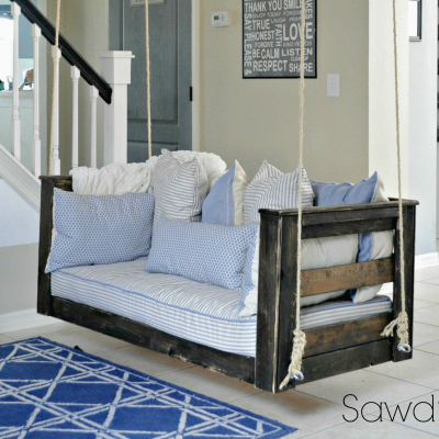 Square Porch Swing