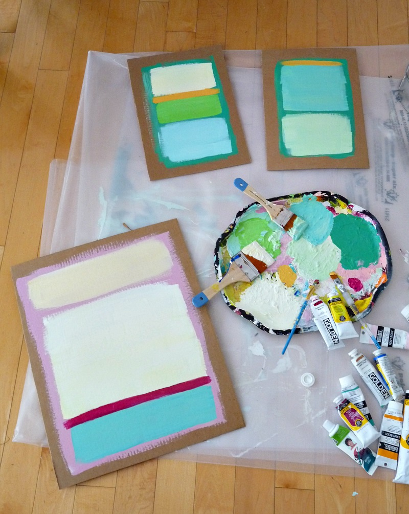 diy abstract art projects : buzzchat.co - Do it Yourself