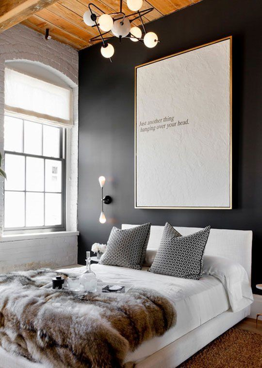 bedroom - Modern Bedroom Wall Art