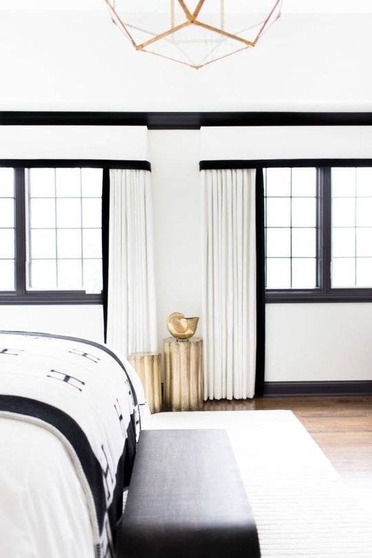 Remodelaholic | Decorating With Black: 13 Ways To Use Dark ...