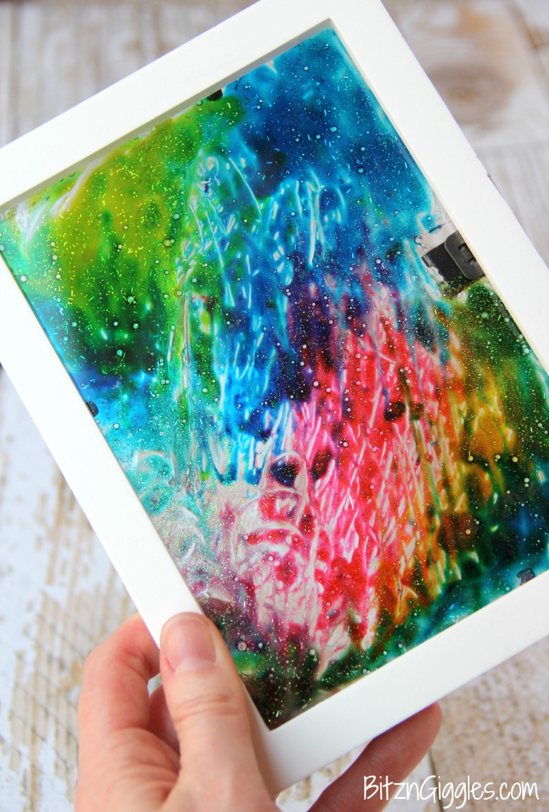 Remodelaholic 60 easy wall art ideas that even kids can make for Diy art projects for kids