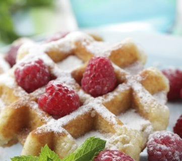 25 Waffle Recipes That Are Perfect for Brunch