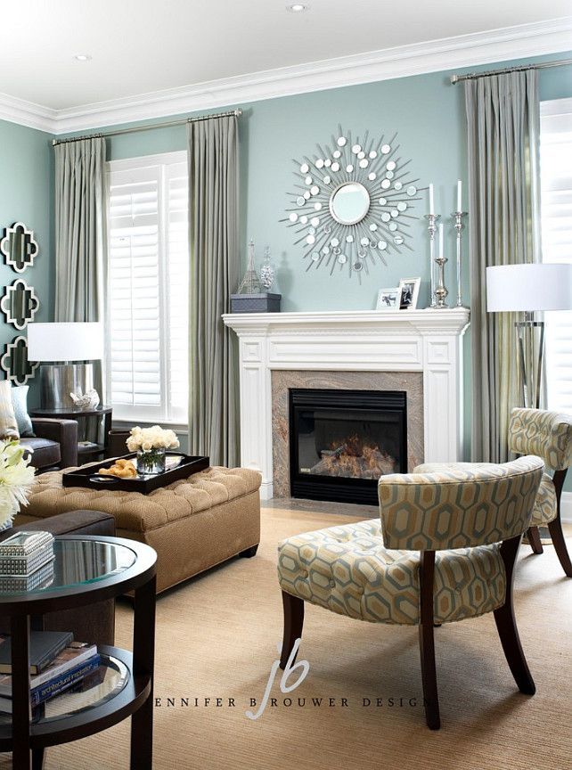 Living Room Paint Color Ideas at Home and Interior Design Ideas