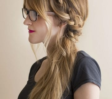 10 Lazy Day Hairstyles That Don't Look It