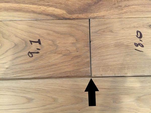 Remodelaholic living room flooring install process (12)