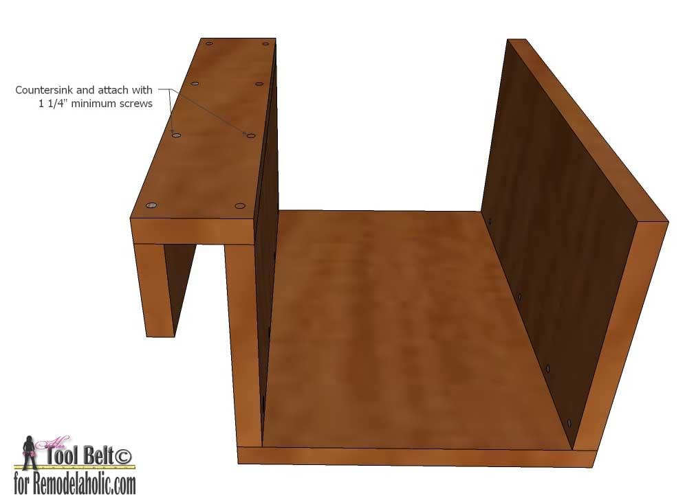 Diy Sofa Arm Tabletable Chair