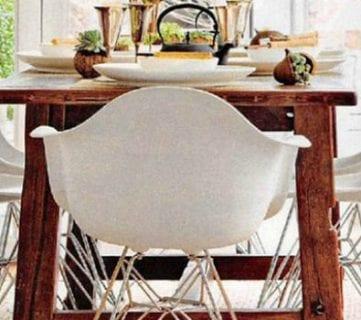 Build a Farmhouse Dining Table