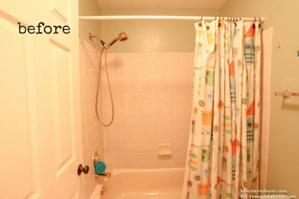 DIY Tub And Tile Reglazing Project! Lighten And Brighten Your Bath For  About $50 In Part 89