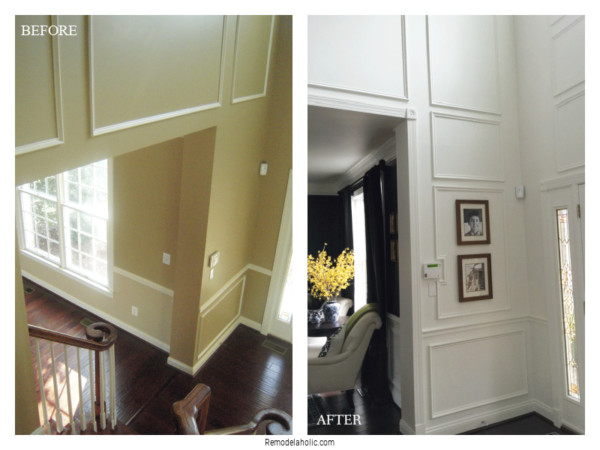 Installing Trim To Match Existing Trim, On Remodelaholic