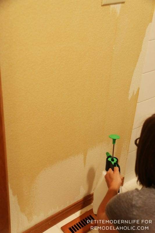 remove wallpaper in 2 easy steps without chemicals and find out how to prep for - How To Remove Wallpaper Easily