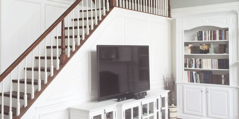 tips and tricks for installing wainscoting and trim